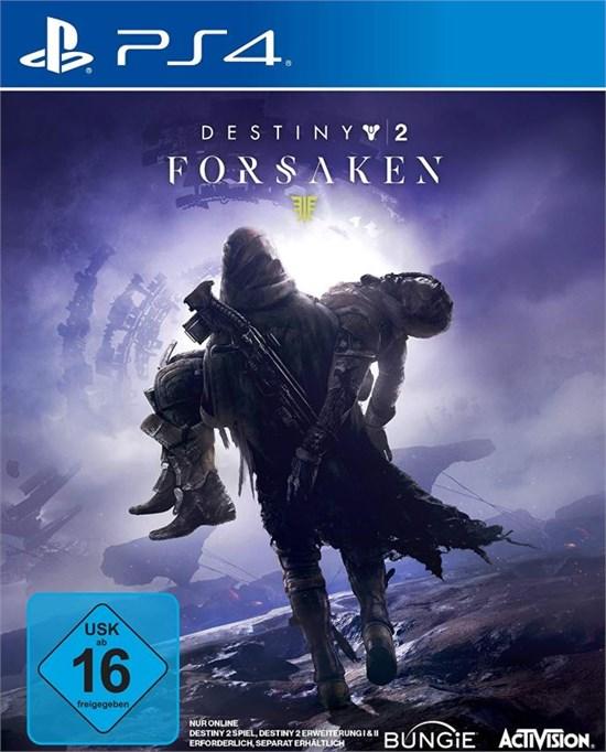 Destiny 2 Forsaken: Standard Edition [Code-DE]