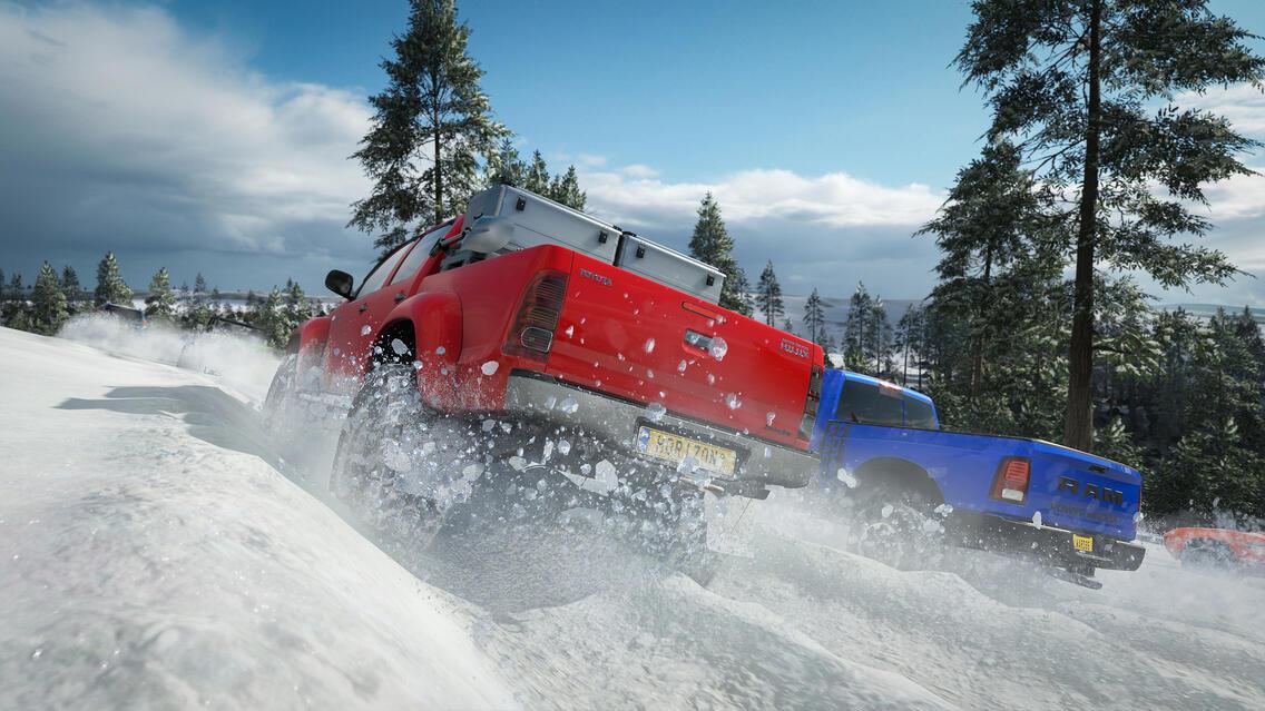 Xbox One X 1TB Konsole inkl. Forza Horizon 4 und Forza Motorsport 7