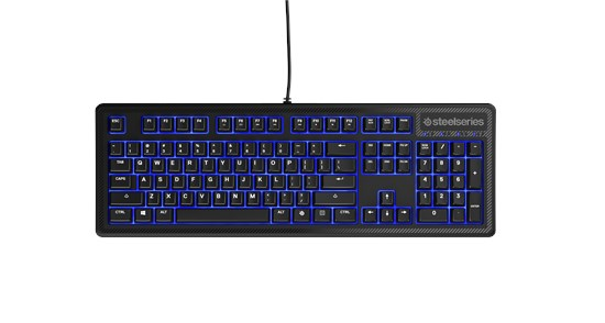 SteelSeries Tastatur Apex 100