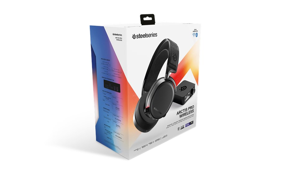 SteelSeries Headset Arctis Pro Wireless (PlayStation 4, PC)