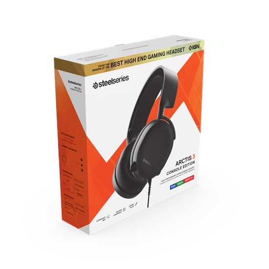 SteelSeries Headset Arctis 3 Console Edition 2019