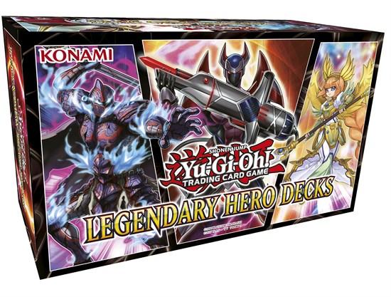Yu-Gi-Oh! Trading Card Game: Legendary Hero Deck