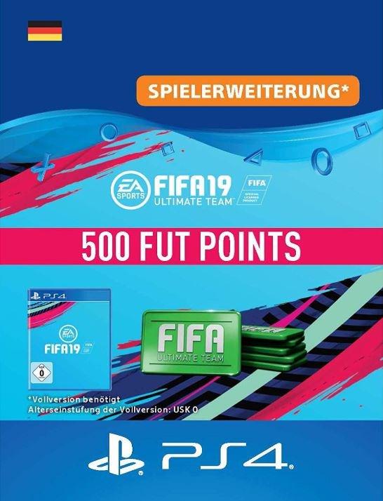 FIFA 19 500 FUT Points [Code-DE]