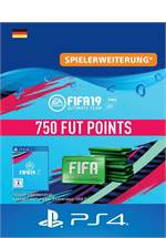 FIFA 19 750 FUT Points [Code-DE]