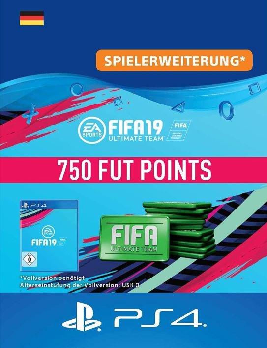 FIFA 19 750 FUT Points [Code-DE]