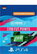 FIFA 19 2200 FUT Points [Code-DE]