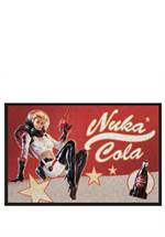 Fallout 76 - Schmutzmatte Nuka Cola Pin-Up