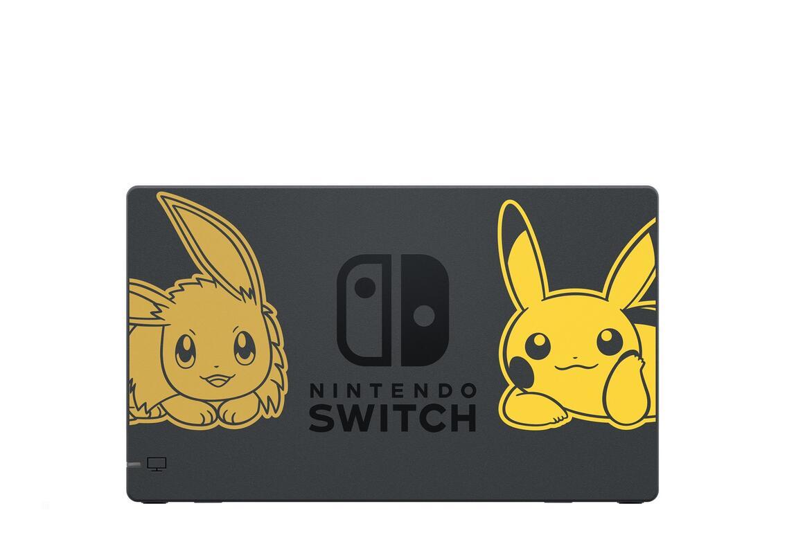 Nintendo Switch Konsole inkl. Pokémon Let's Go Evoli + Pokéball (ausverkauft)