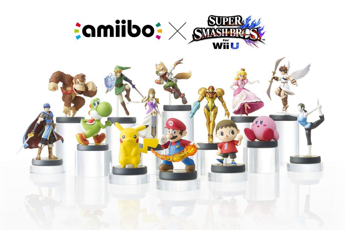 amiibo Figur Super Smash Bros. Ultimate Wolf