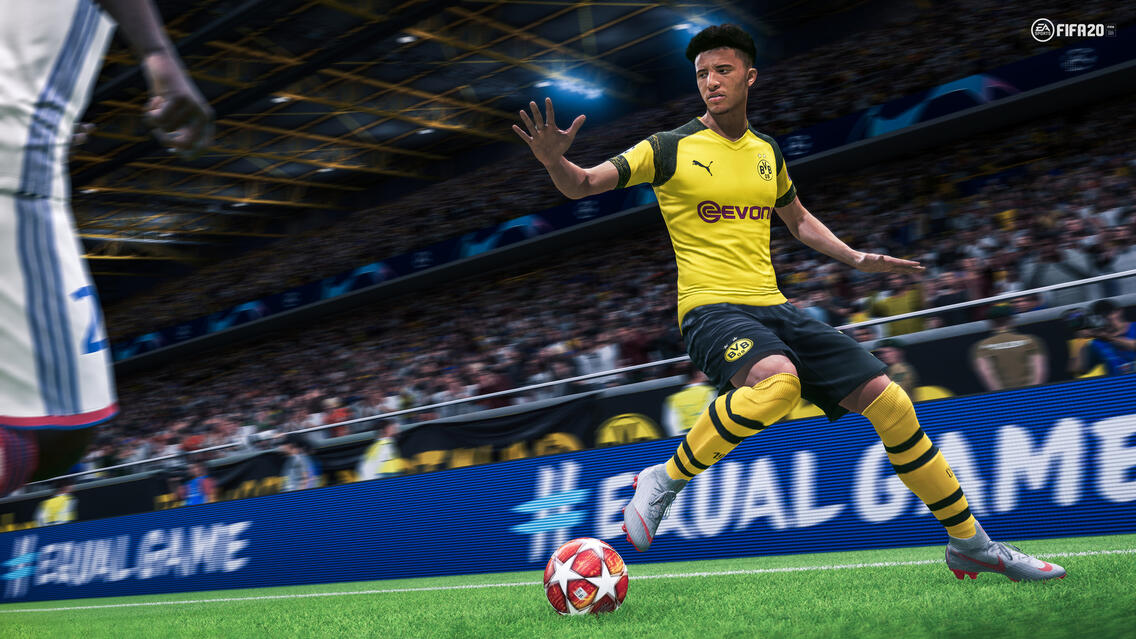 FIFA 20 Screenshot