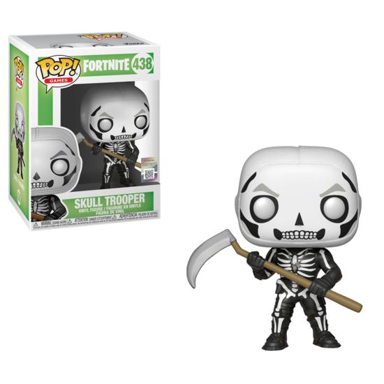 Fortnite Pop Vinyl Figur Skull Trooper Gamestop De