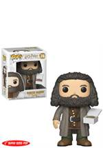 Harry Potter - POP! Vinyl-Figur Rubeus Hagrid mit Kuchen (Super Size)