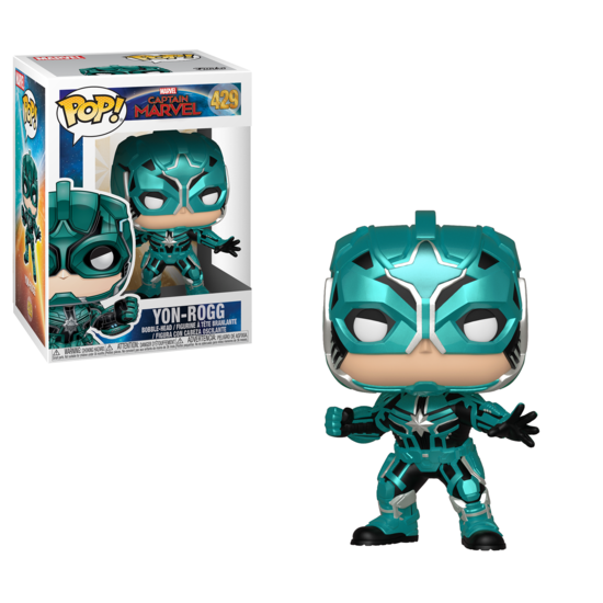 Marvel - POP! Vinyl-Figur Star Commander