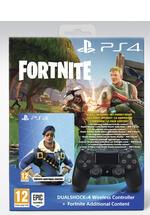 PS4 Dualshock 4 Controller inkl. Fortnite DLC