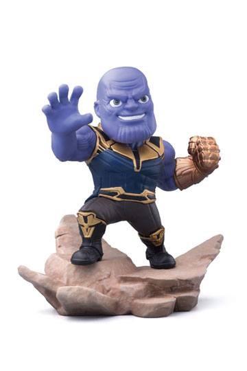 Marvel - Figur Mini Egg Attack Thanos
