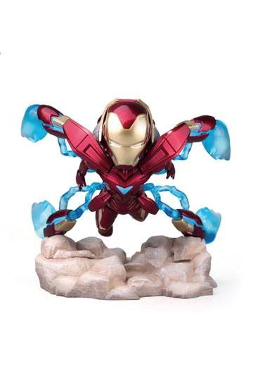 Marvel - Figur Mini Egg Attack Iron Man MK 50