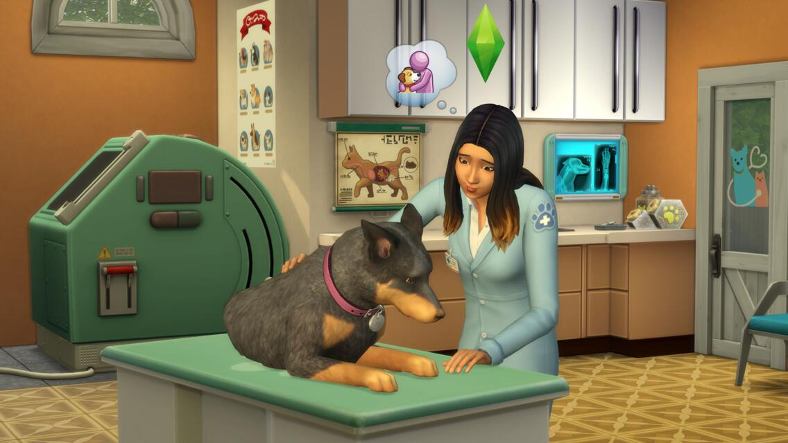 Die Sims 4 inkl. Hunde & Katzen Erweiterungspack
