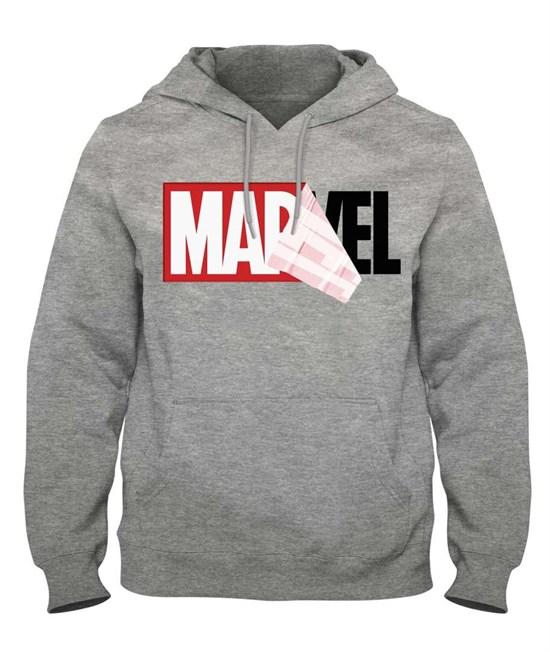 Marvel - Hoodie Logo (Größe M)