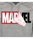 Marvel - Hoodie Logo (Größe L)