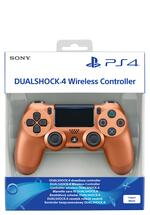 PS4 Dualshock 4 Controller kupfer