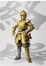 Star Wars - Figur C-3PO Honyaku Karakuri
