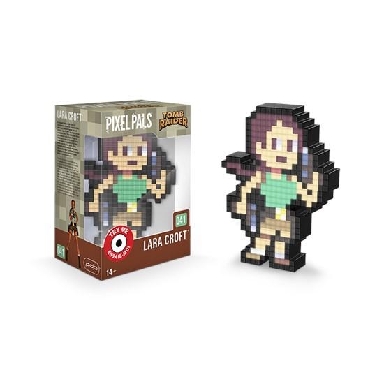 Pixel Pals - Tomb Raider Lara Croft