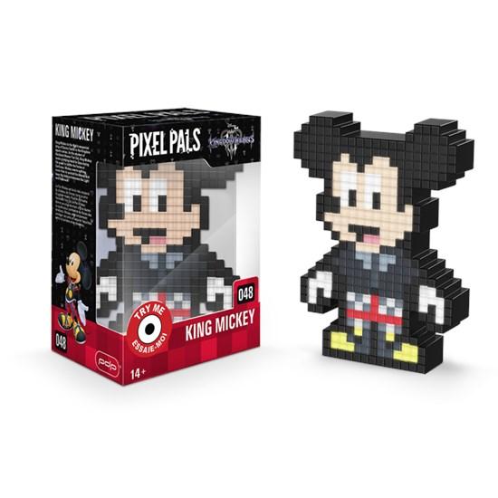 Pixel Pals - Kingdom Hearts Mickey