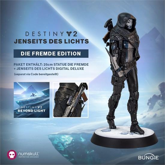 Destiny 2: Jenseits Des Lichts Die Fremde Edition - GameStop Exklusiv - (PlayStation 4)