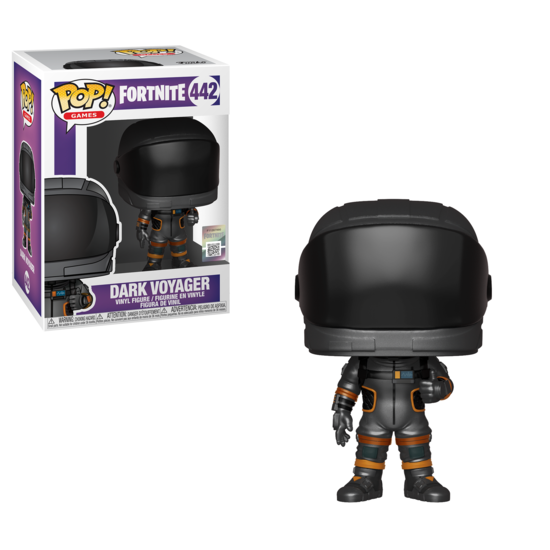 Fortnite - POP! Vinyl-Figur Dark Voyager