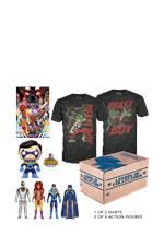 DC Legion of Collectors - Teen Titans Funko Loot Box