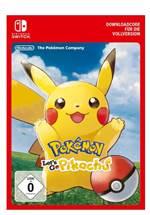 Pokémon Let's Go Pikachu [Code-DE]