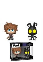 Kingdom Hearts III - POP! Vynl Figur Sora & Herzlose
