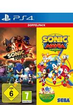 Sonic Mania Plus und Sonic Forces