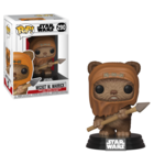 Star Wars - POP! Vinyl-Figur Wicket W. Warrick