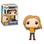 Captain Marvel - POP!-Vinyl Figur Captain Marvel mit Lunch Box