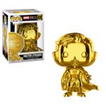 Dr. Strange - POP! Vinyl-Figur Gold Chrom