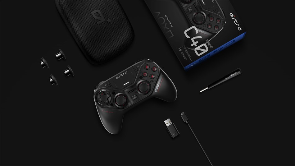 PlayStation 4 Astro Gaming C40 TR Controller