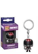 Fortnite - Pocket POP! Schlüsselanhänger Burnout