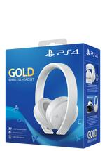 Sony Playstation Wireless Headset Gold - weiß