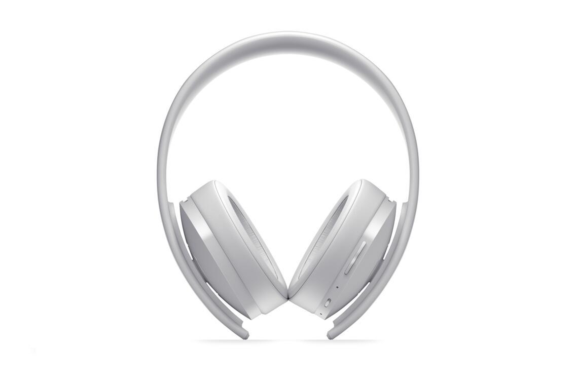Sony Playstation Wireless Headset Gold - weiß