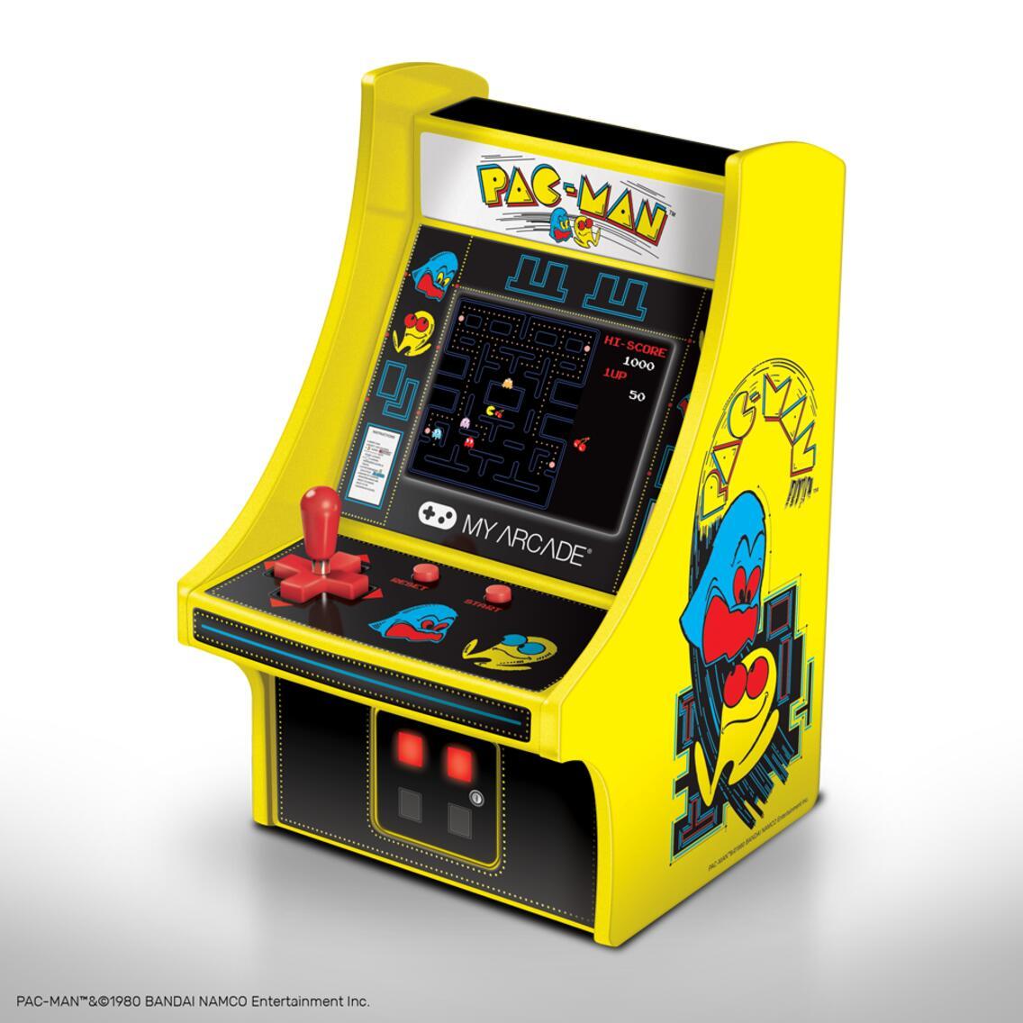 My Arcade PAC-MAN Micro Player