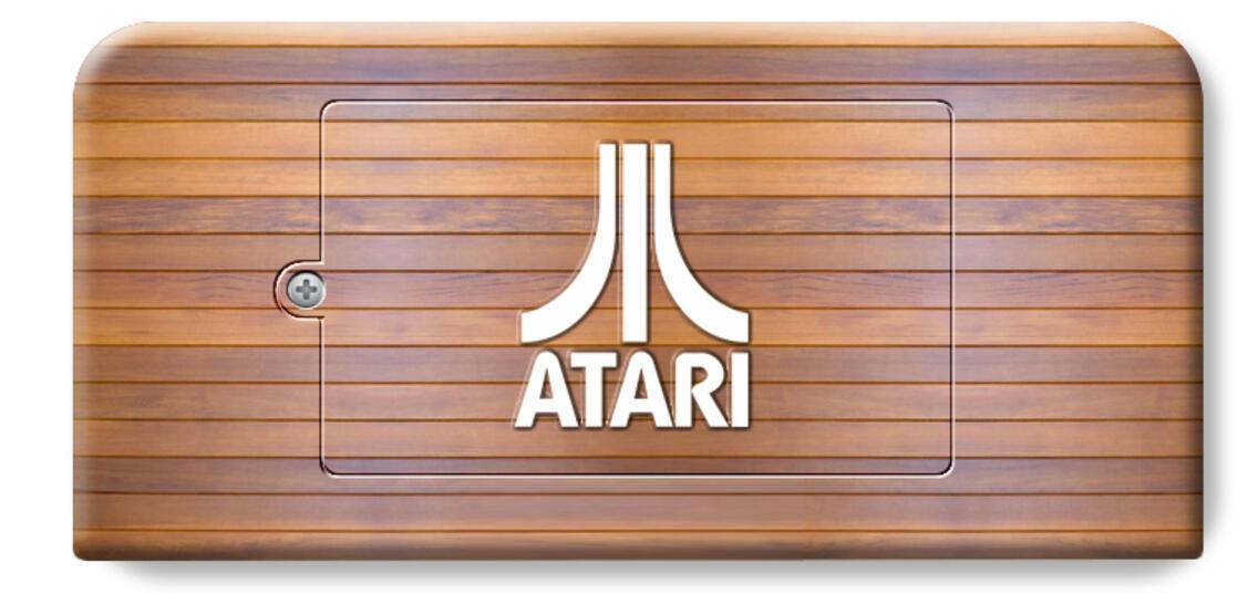 Atari 2600 Handheld inkl. 50 vorinstallierten Spielen
