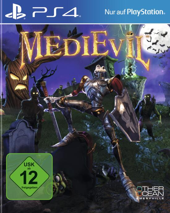 Medievil Gamestopde