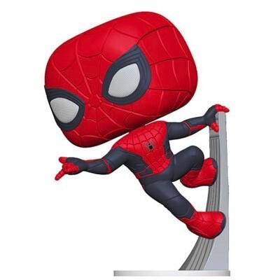 Marvel Spider-Man - POP!-Vinyl Figur Upgraded Suit