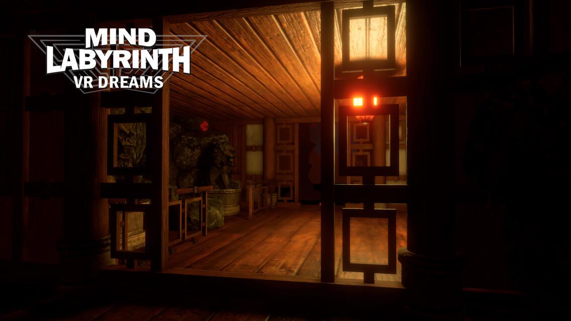 Mind Labyrinth VR Dreams