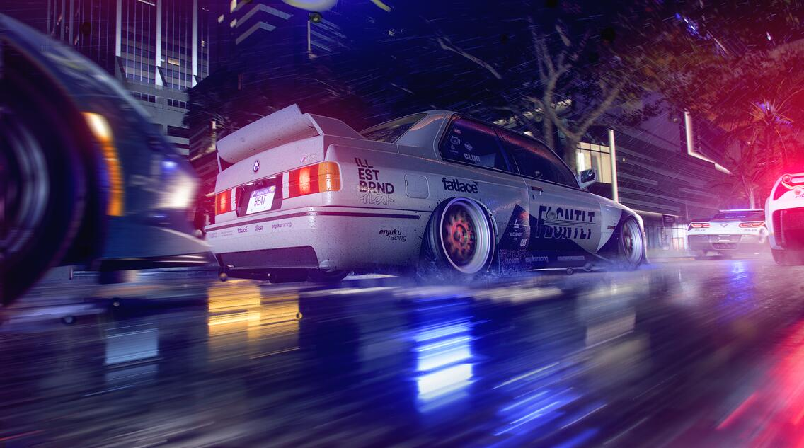 Need for Speed Heat Screenshot
