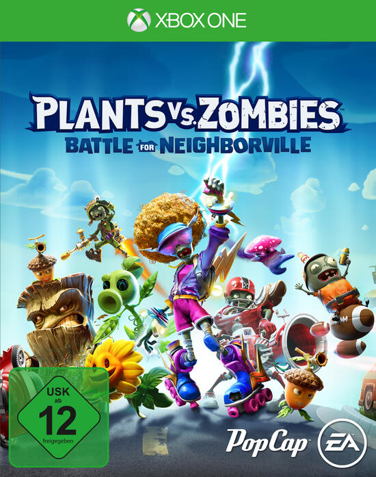 Plants vs. Zombies: Battle for Neighborville