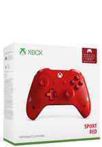 Xbox One Wireless Controller Sport Red Special Edition