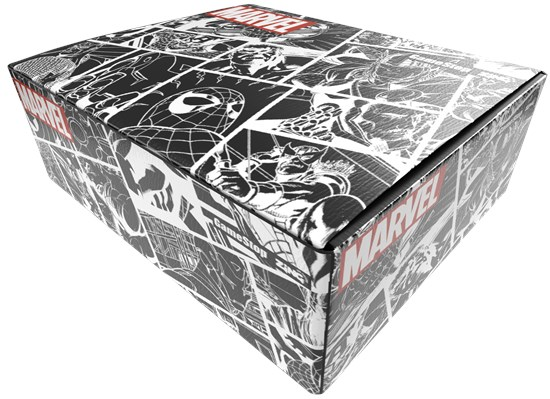 Marvel Box (GameStop exklusiv!)