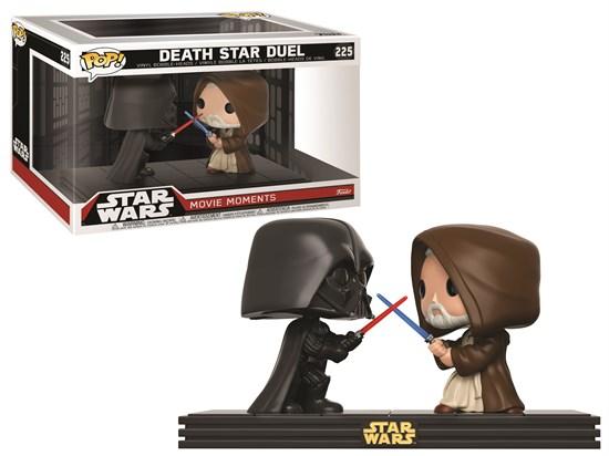 Star Wars - POP! Vinyl-Figur Todesstern Duell